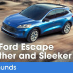Review And Release Date 2022 Ford Escape Youtube