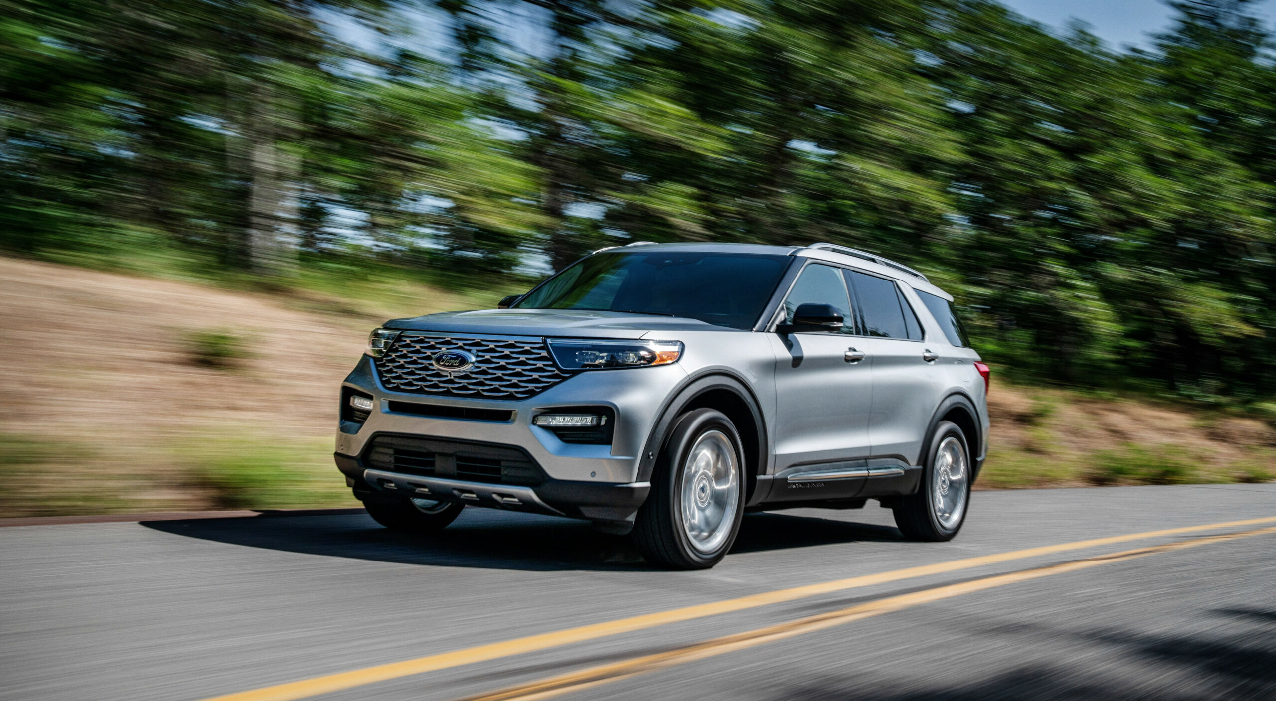 Redesign and Concept 2022 Ford Explorer Job 1