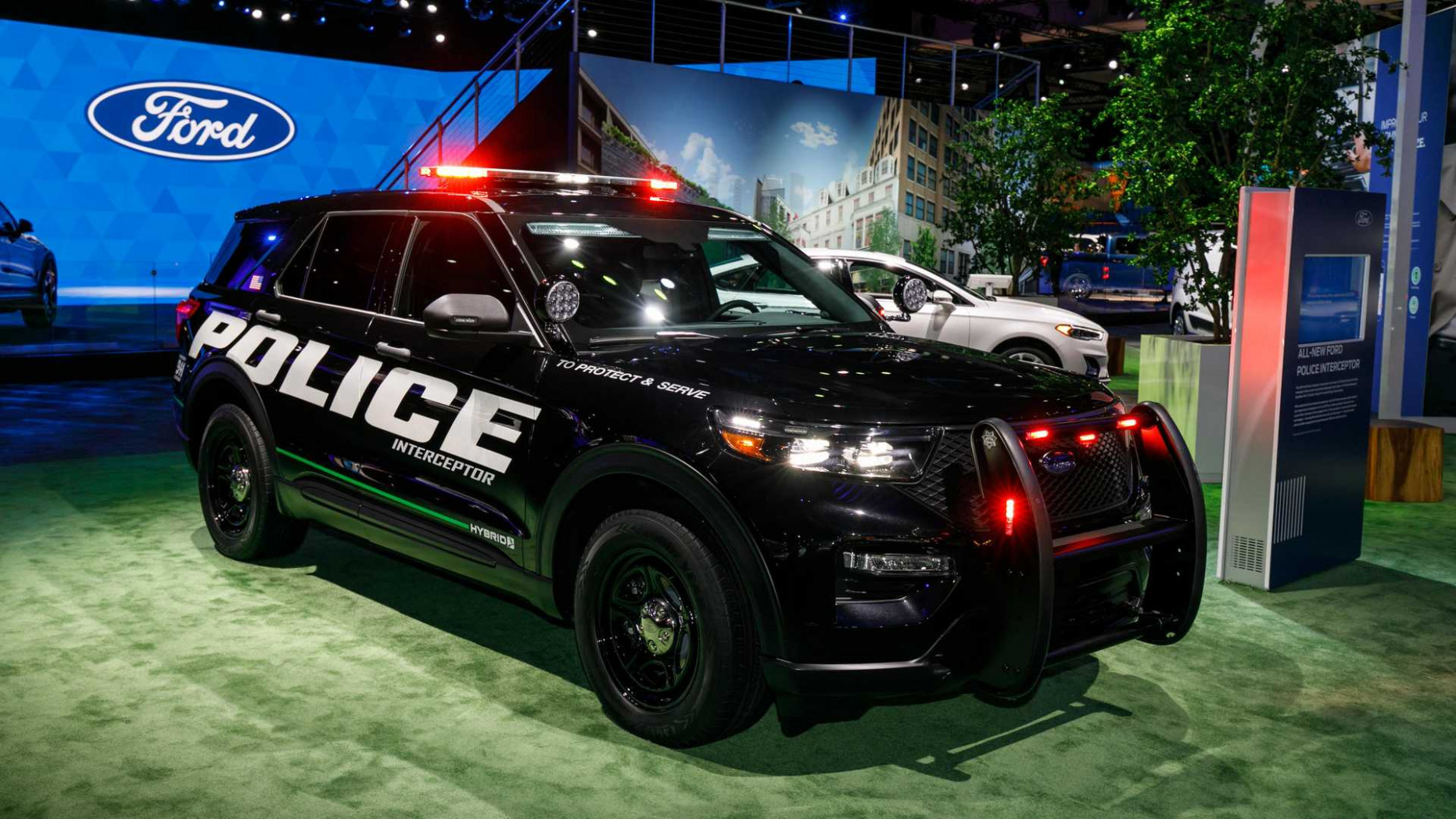 Photos 2022 Ford Police Interceptor Utility Specs