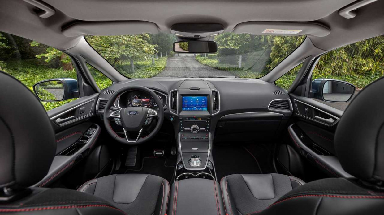 Photos 2022 Ford S-Max