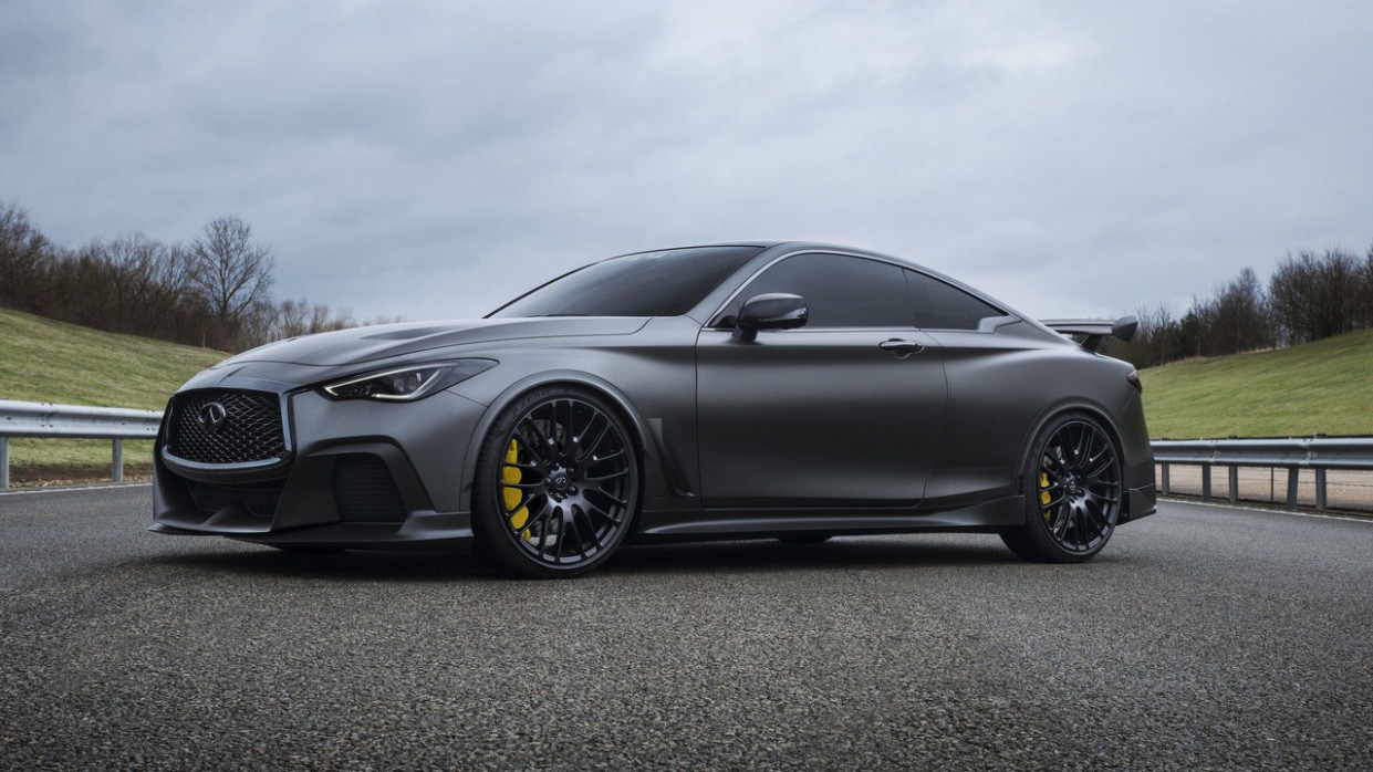First Drive 2022 Infiniti Q60 Black S Price