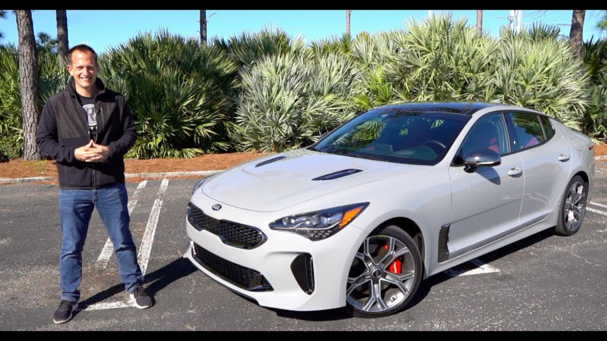 Price and Review 2022 Kia Stinger Gt