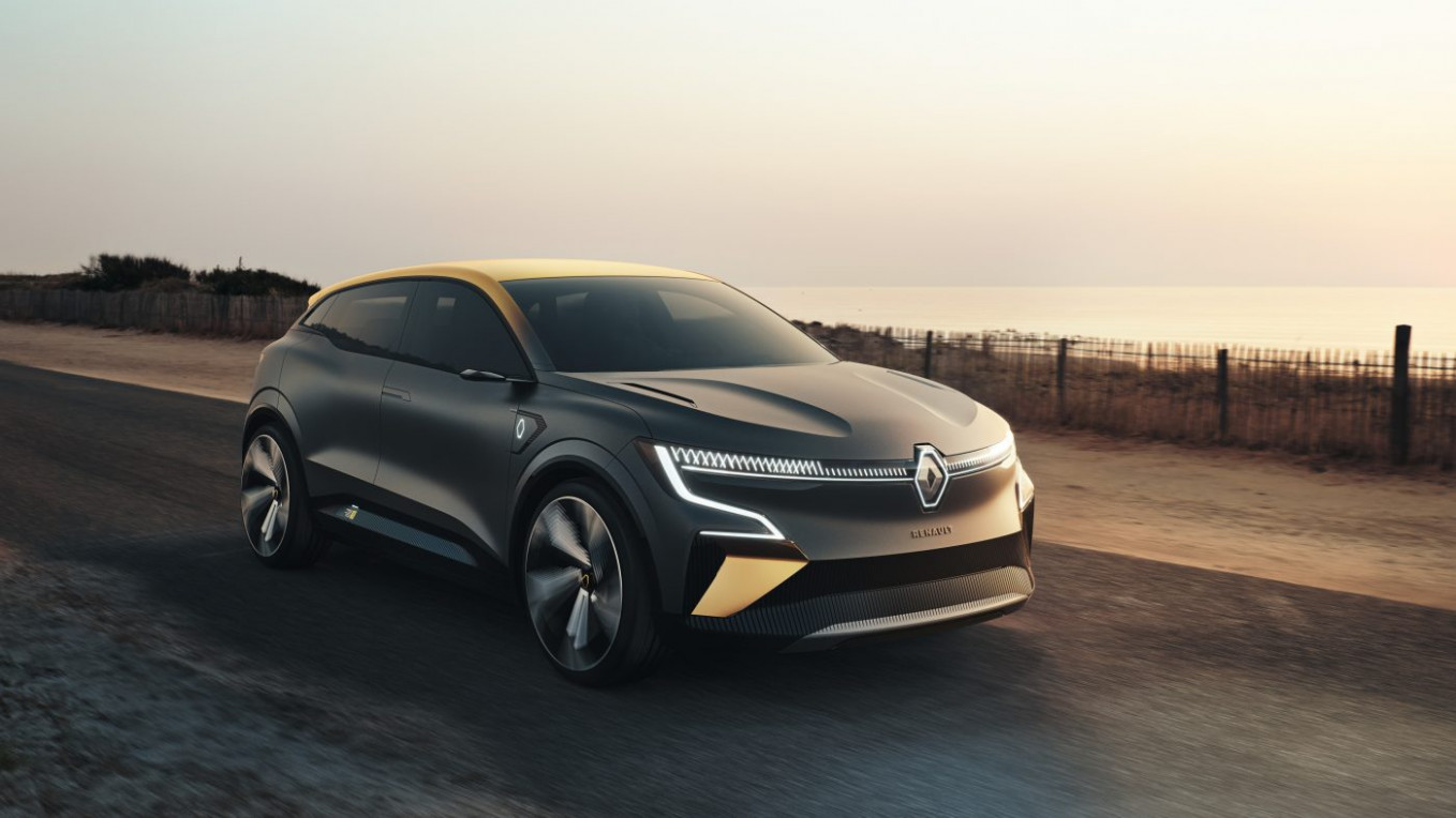 Redesign and Concept 2022 Renault Megane SUV