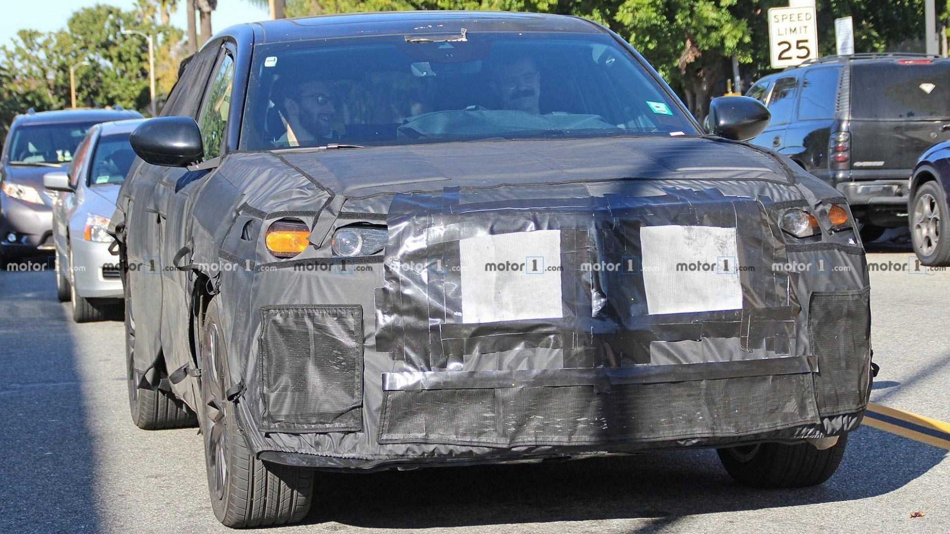 Review and Release date 2022 Spy Shots Lincoln Mkz Sedan