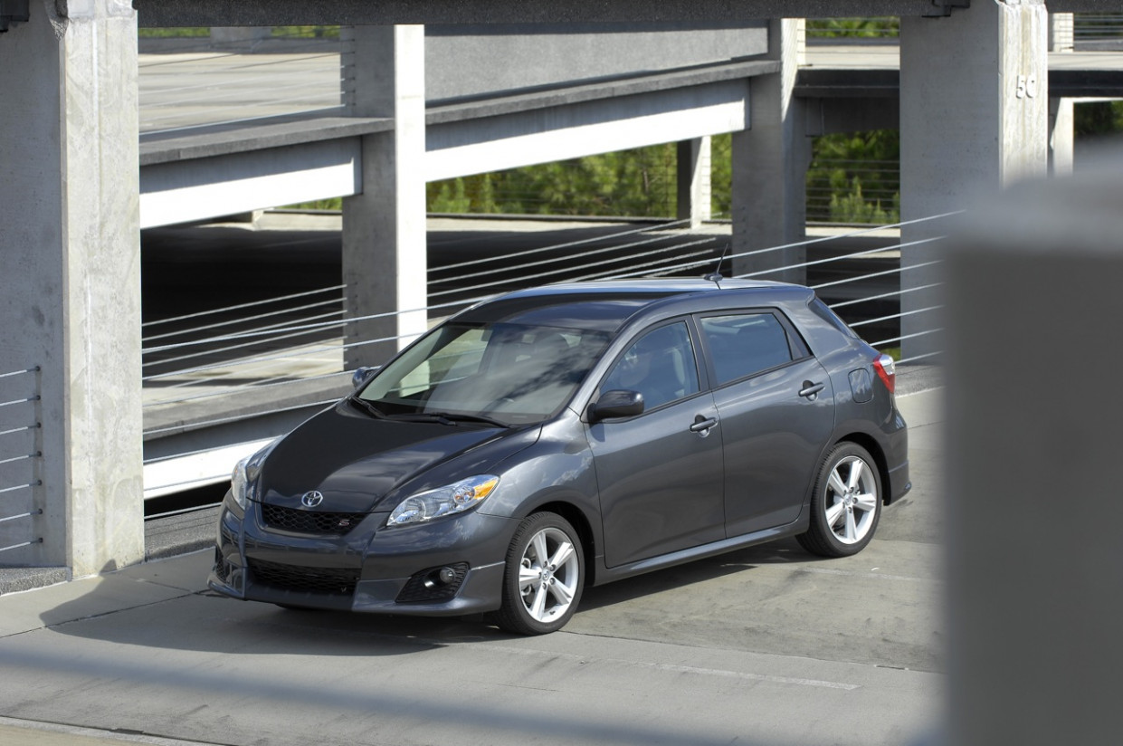 Performance 2022 Toyota Matrix