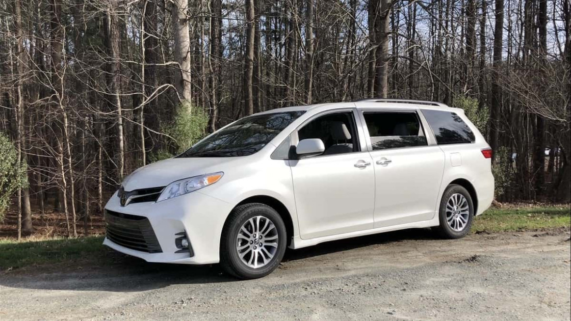 Review and Release date 2022 Toyota Sienna