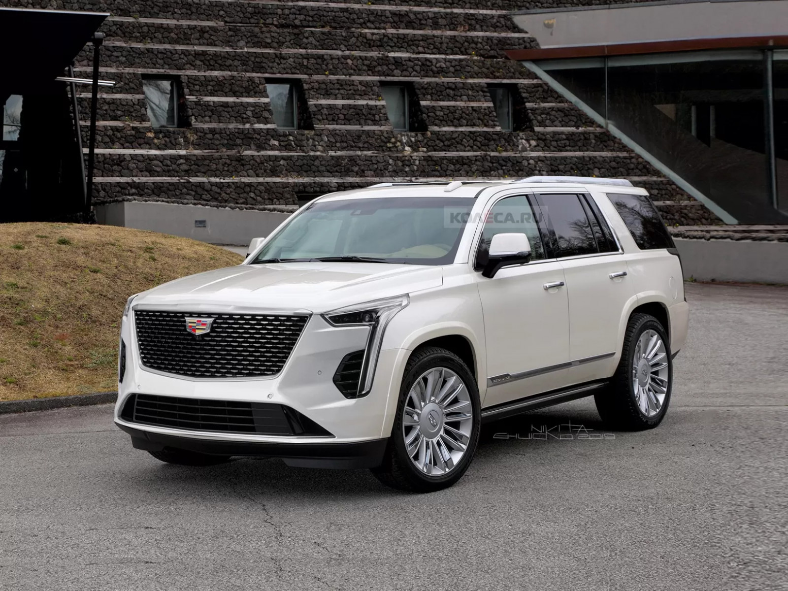 Release Cadillac Escalade 2022 Model