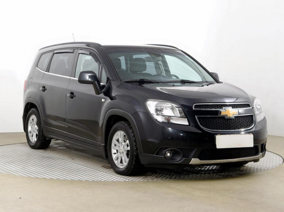 Review and Release date Chevrolet Orlando 2022