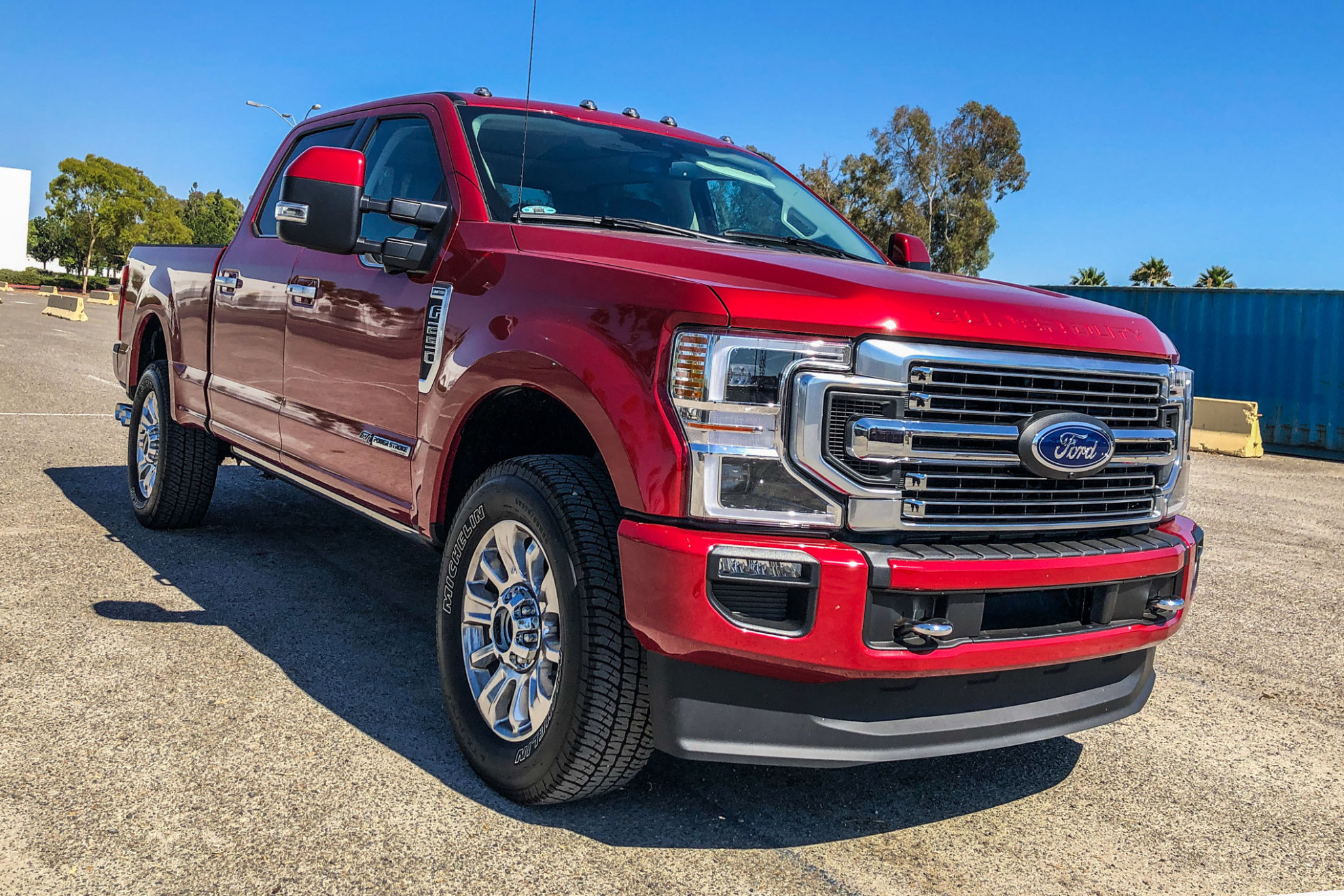 Exterior Ford Heavy Duty 2022