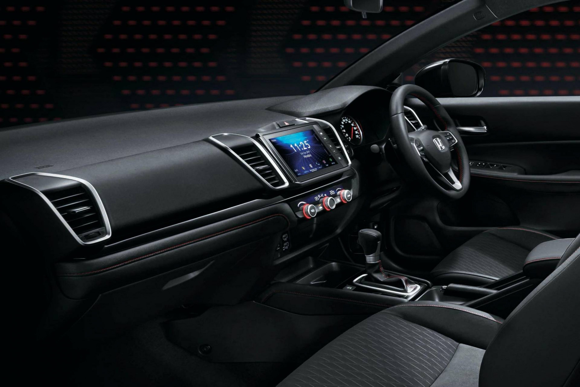 Model Honda City 2022 Interior