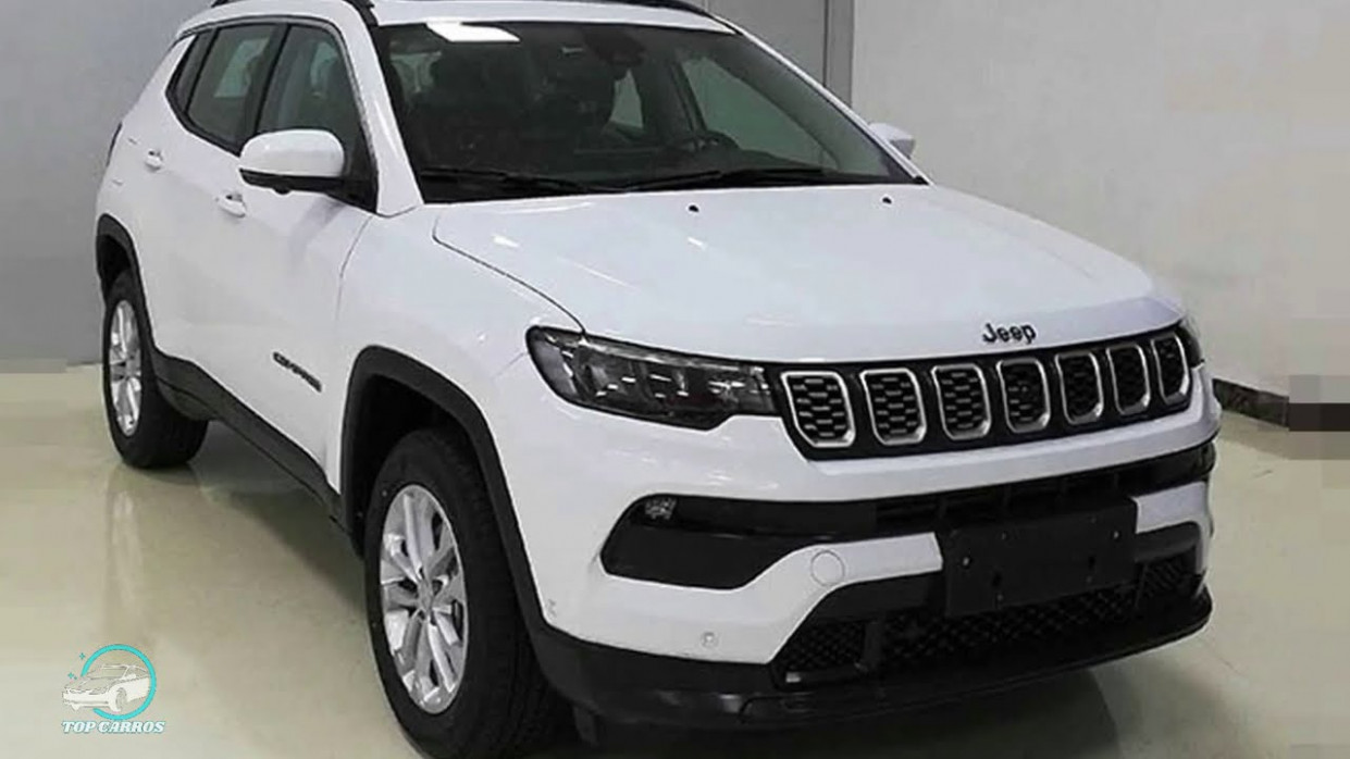 Images Jeep Compass 2022
