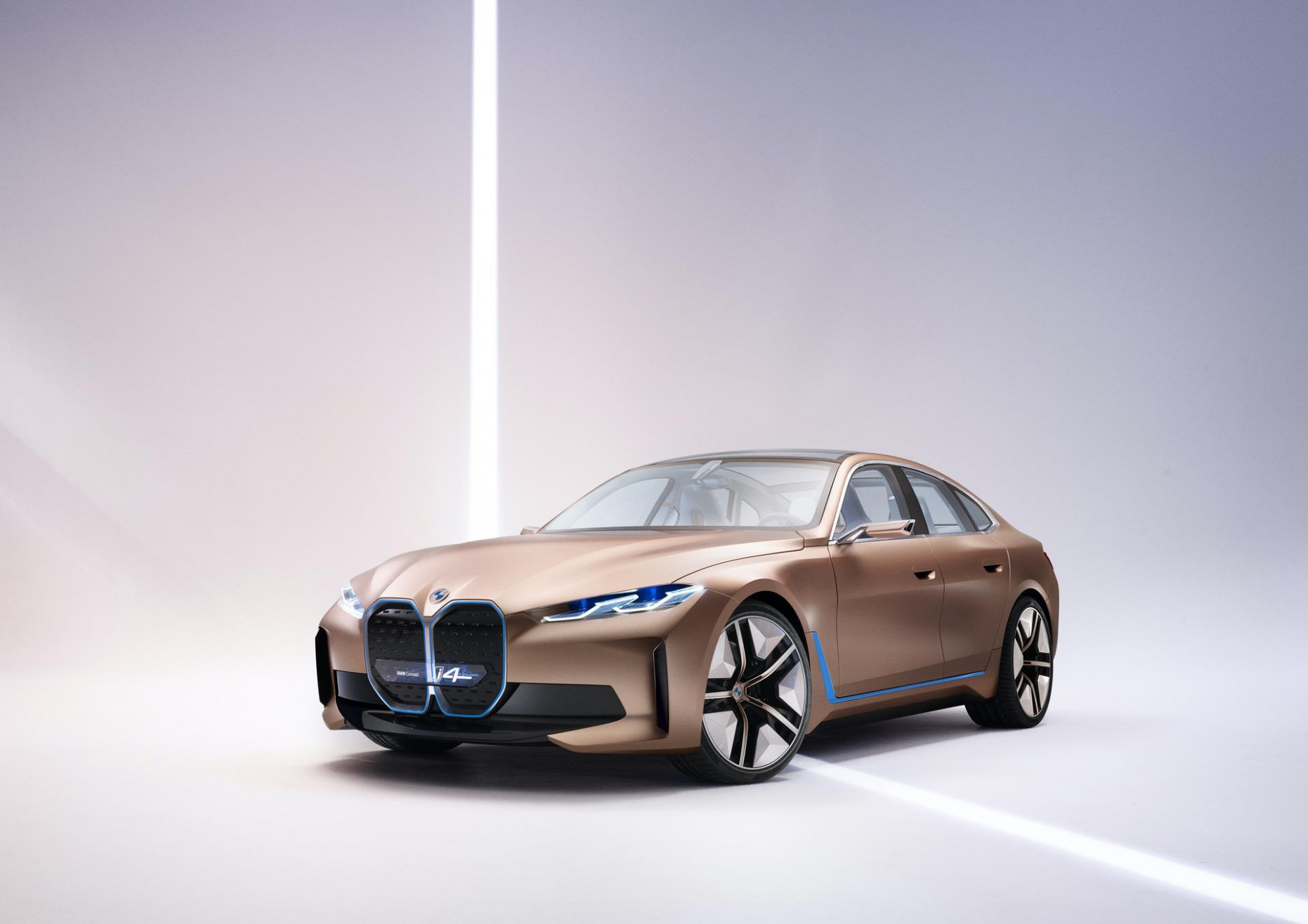 Price, Design and Review BMW I4 2022