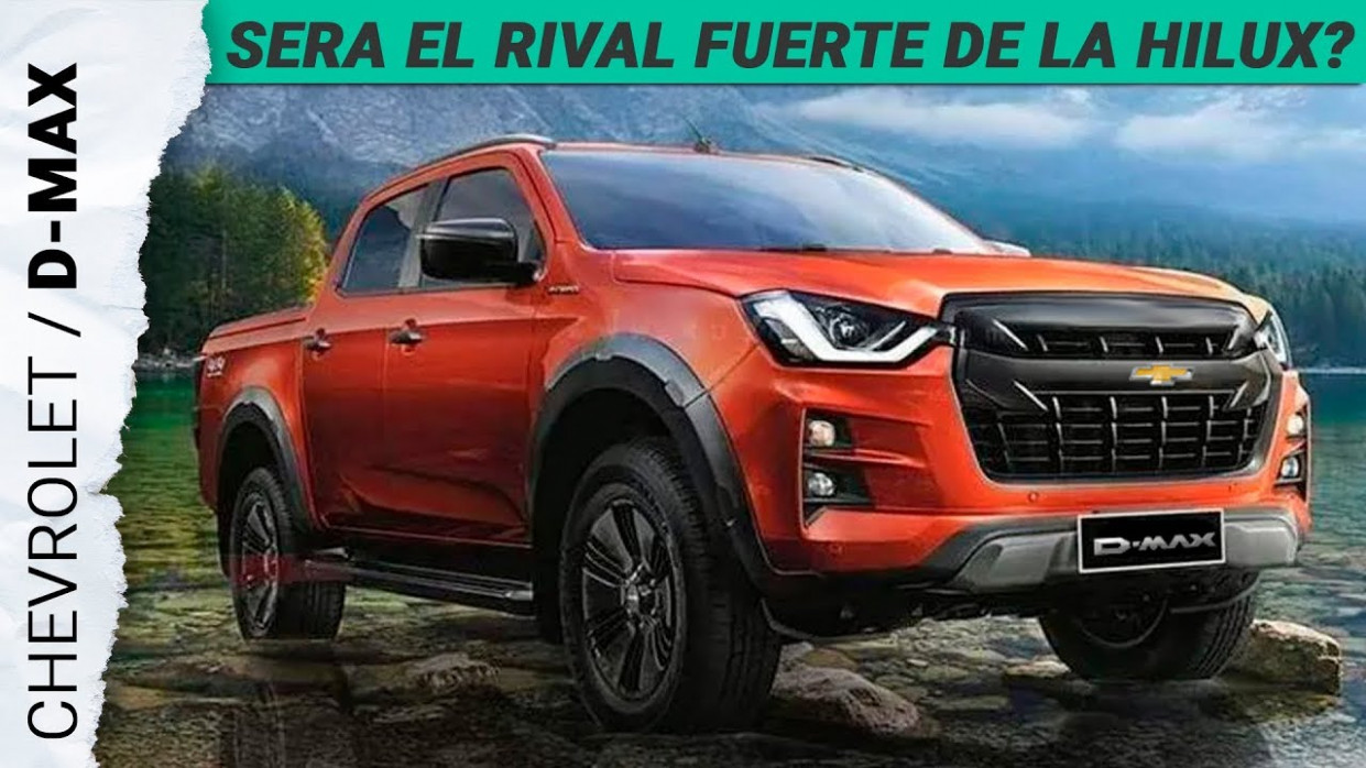 Configurations Chevrolet Luv Dimax 2022