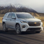 Review Chevrolet Traverse 2022