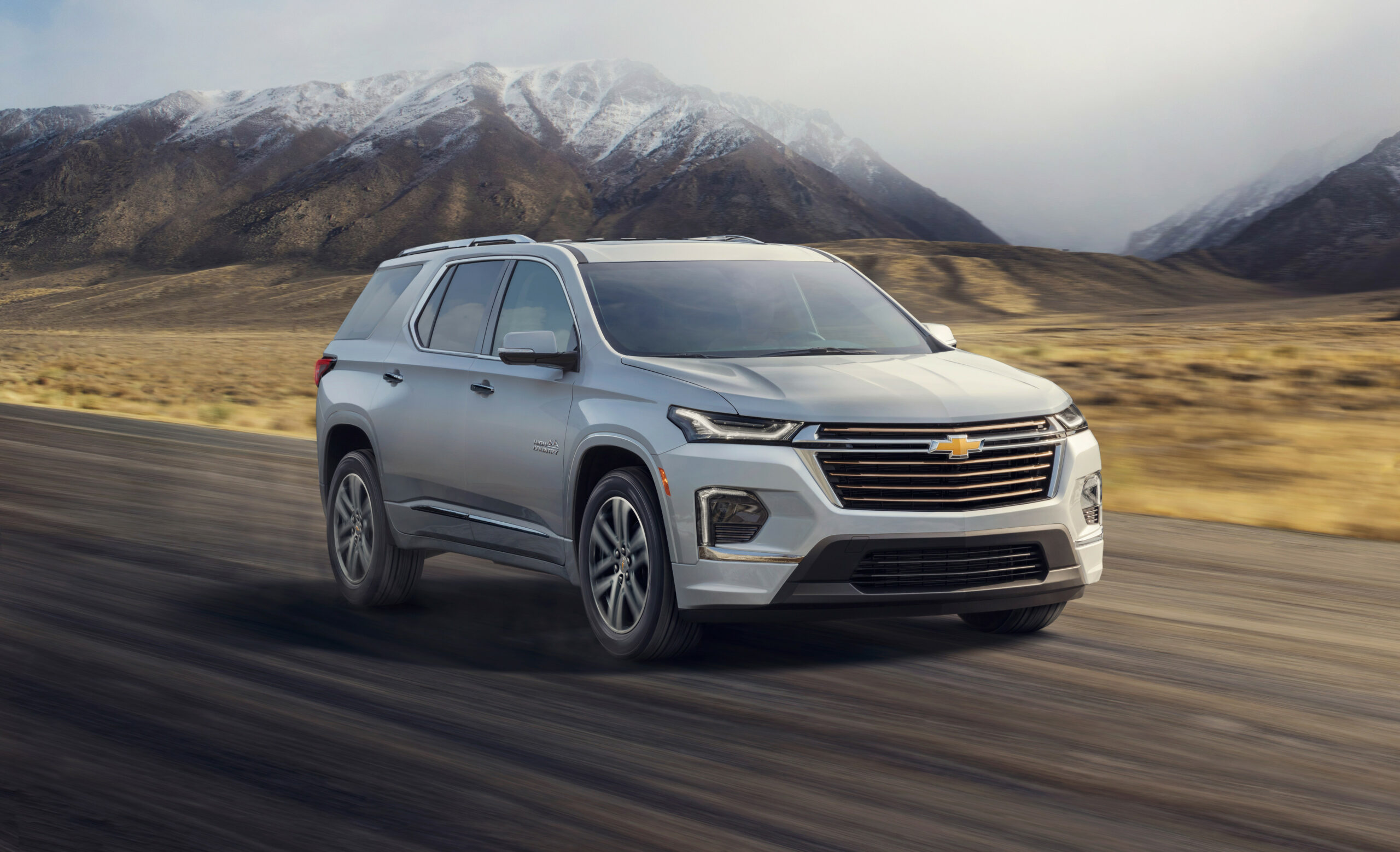 Research New Chevrolet Traverse 2022