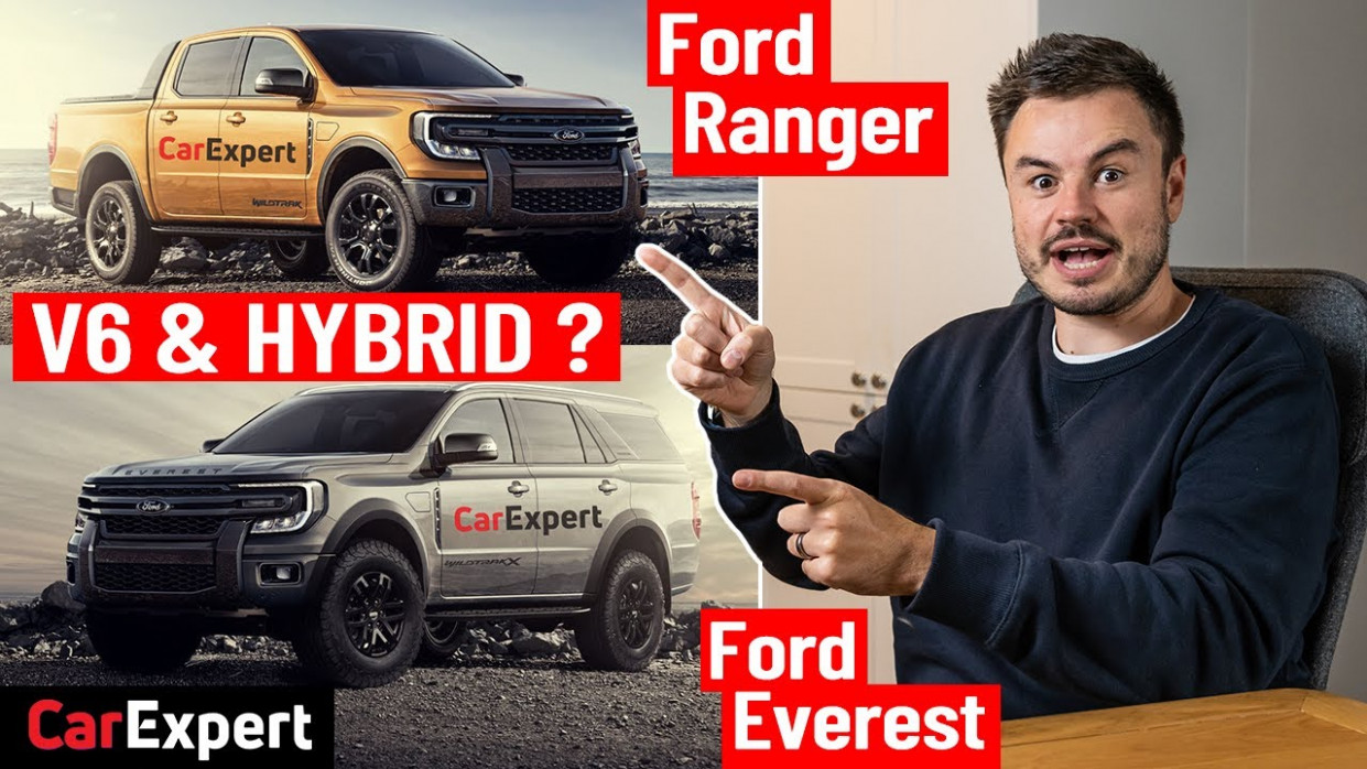 Release Date and Concept Ford Everest 2022