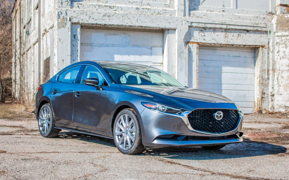 Concept and Review Mazda 3 Grand Touring 2022