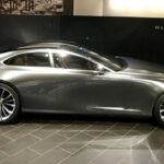 Review Mazda Vision Coupe 2022