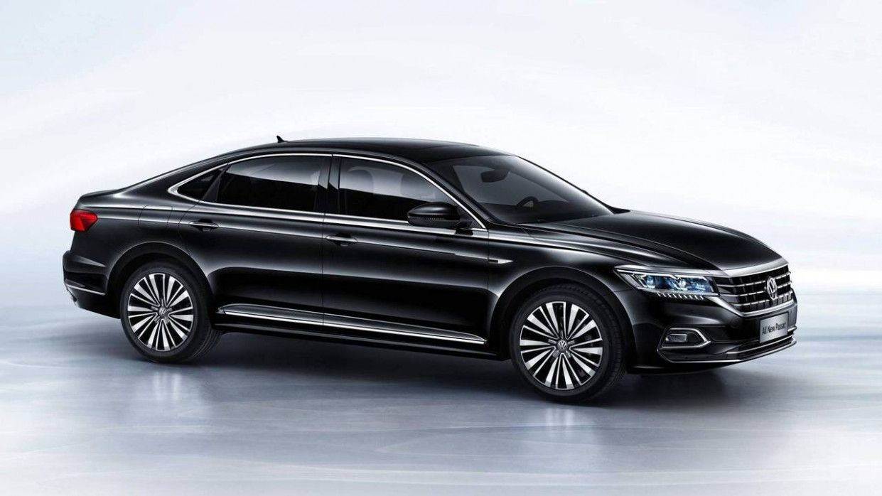 Concept and Review Next Generation Vw Cc