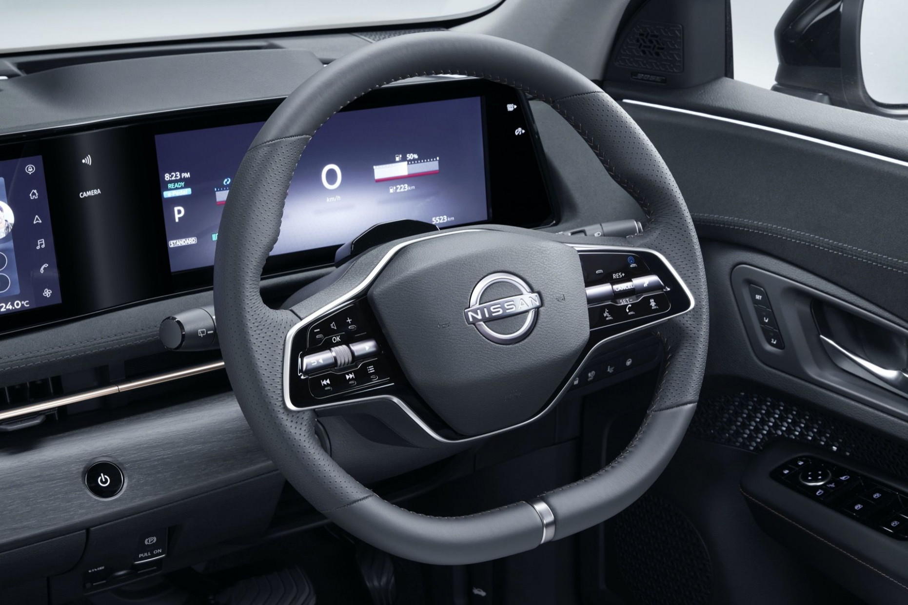 Performance Nissan Concept 2022 Interior