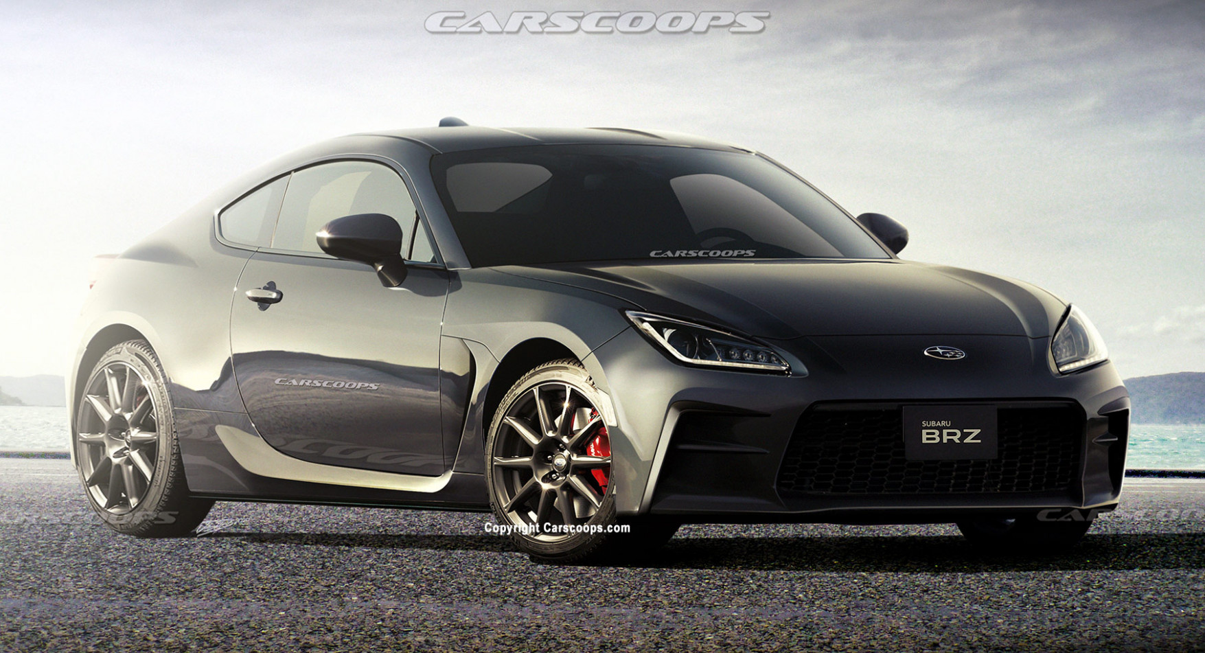 Research New Toyota Brz 2022