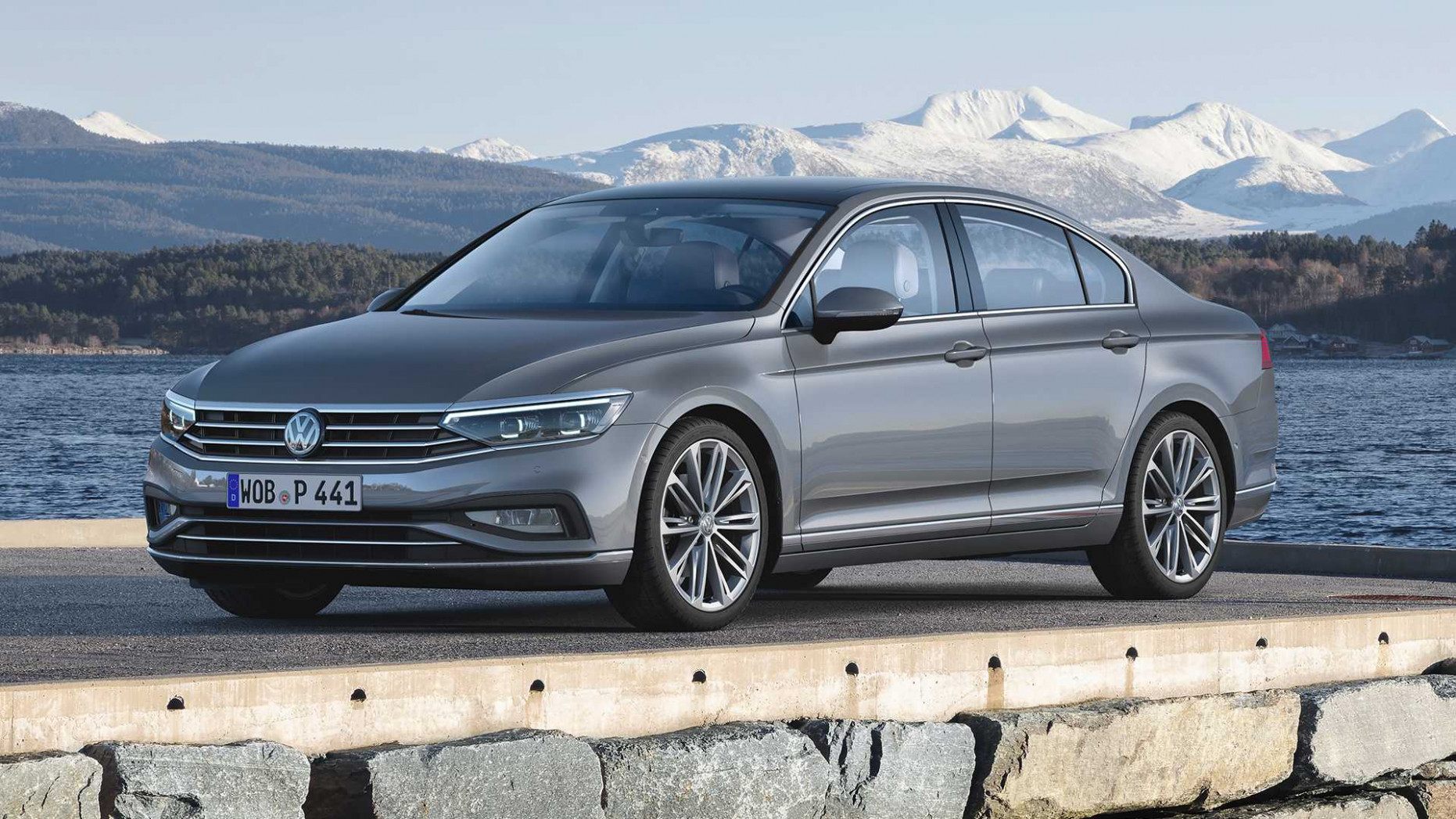Model Volkswagen Passat 2022 Europe
