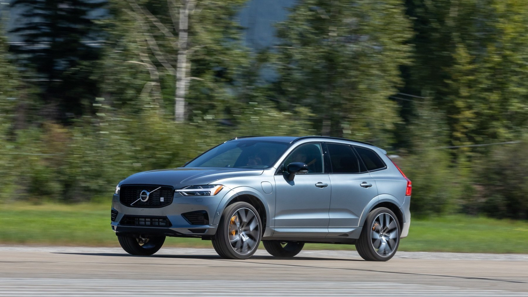 First Drive Volvo Facelift Xc60 2022