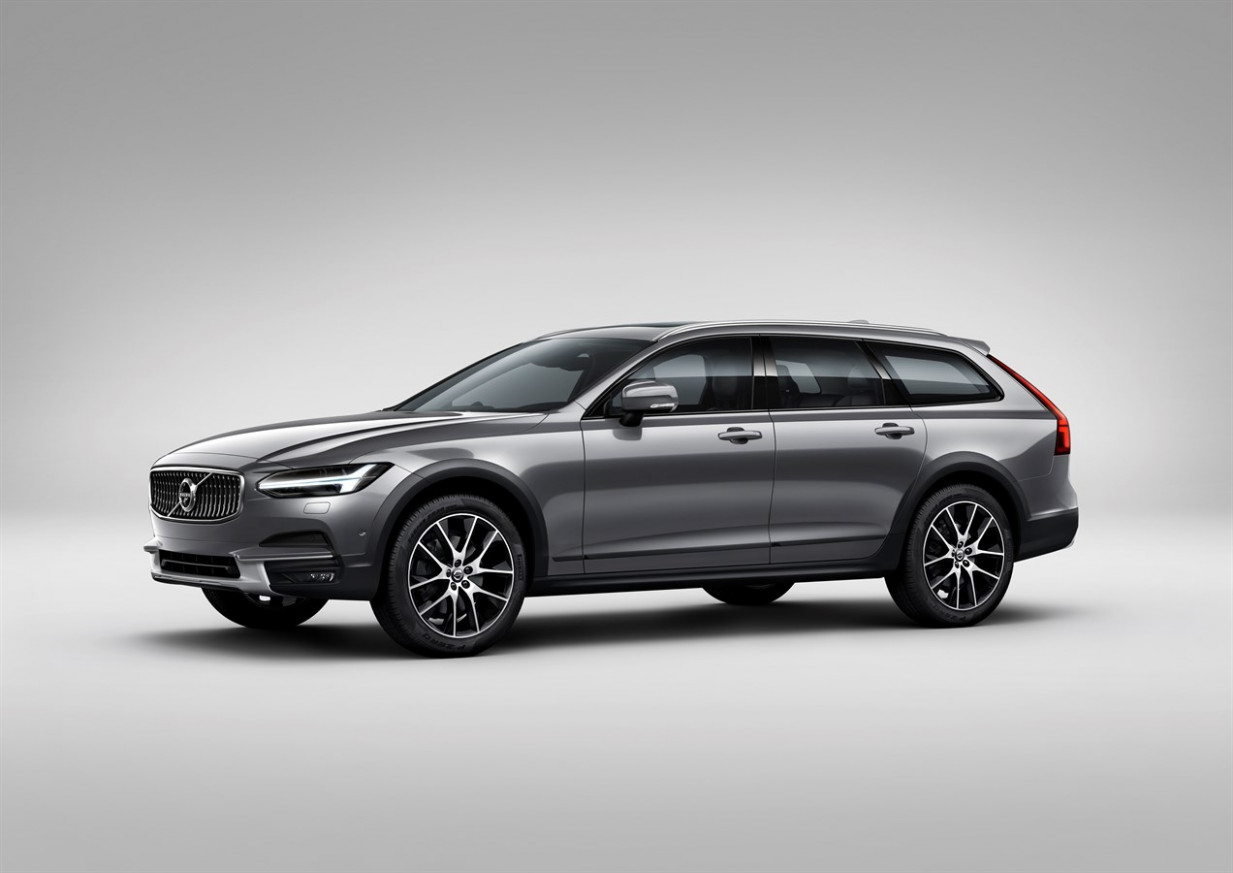Spy Shoot Volvo V90