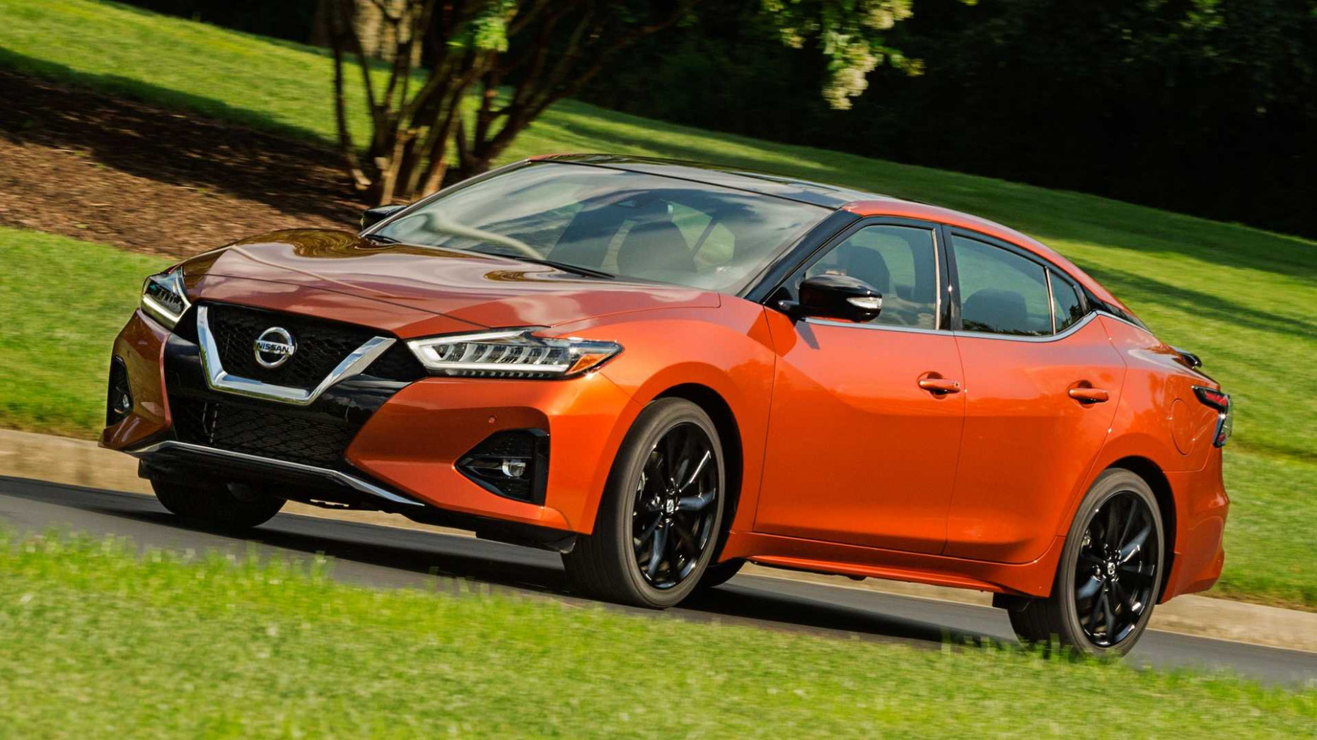 First Drive When Does The 2022 Nissan Maxima Come Out