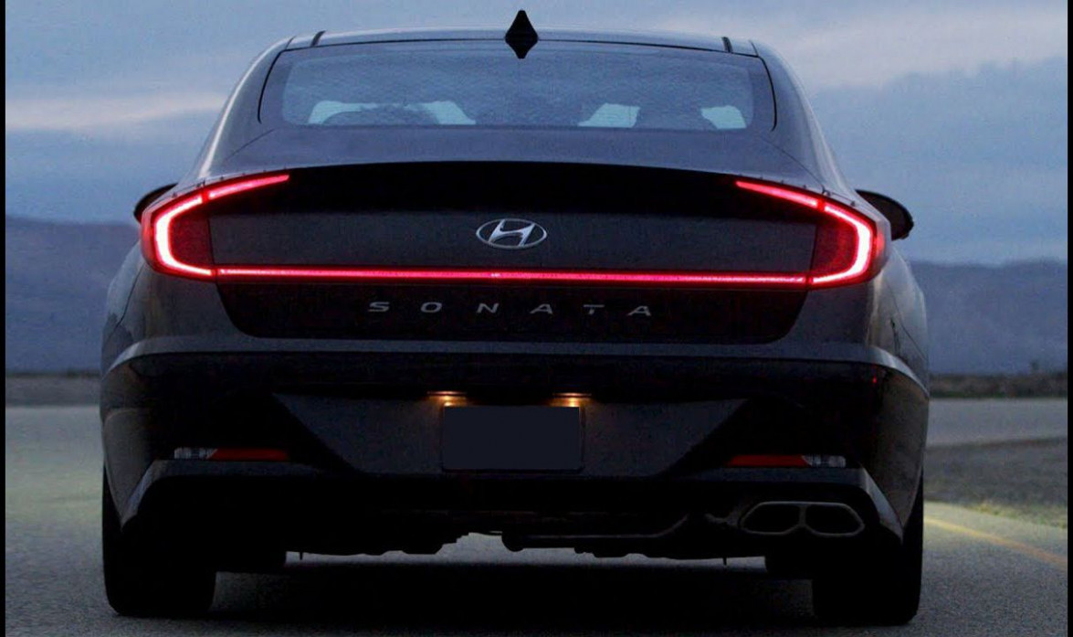 Exterior and Interior When Is The 2022 Hyundai Sonata Coming Out