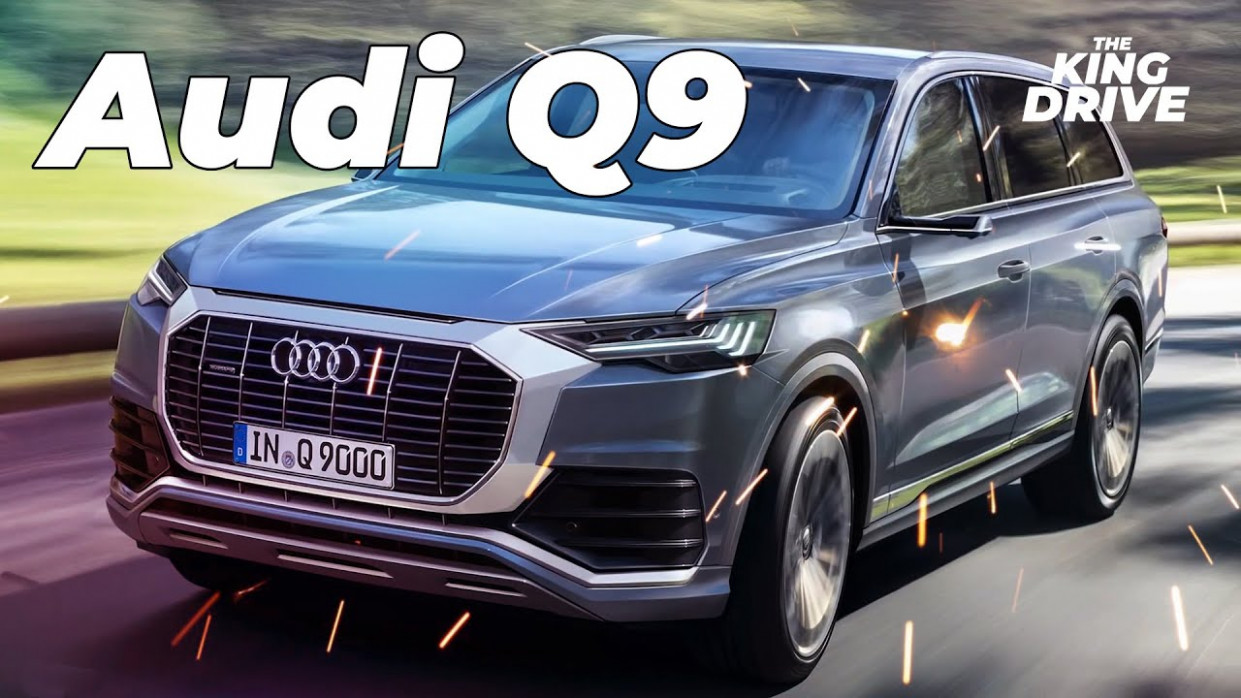 Concept and Review 2022 Audi Q9