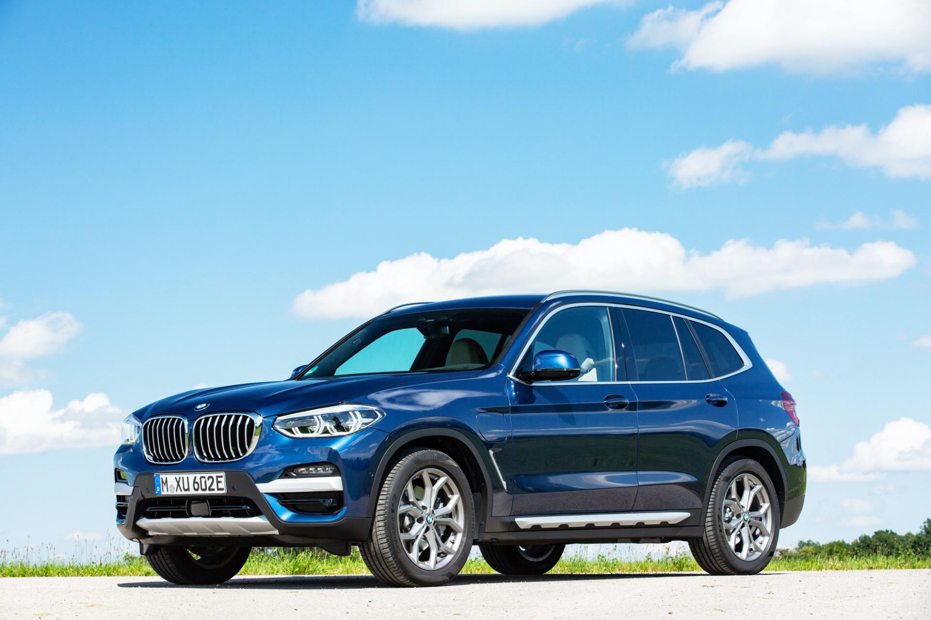 New Model and Performance 2022 BMW X3 Hybrid