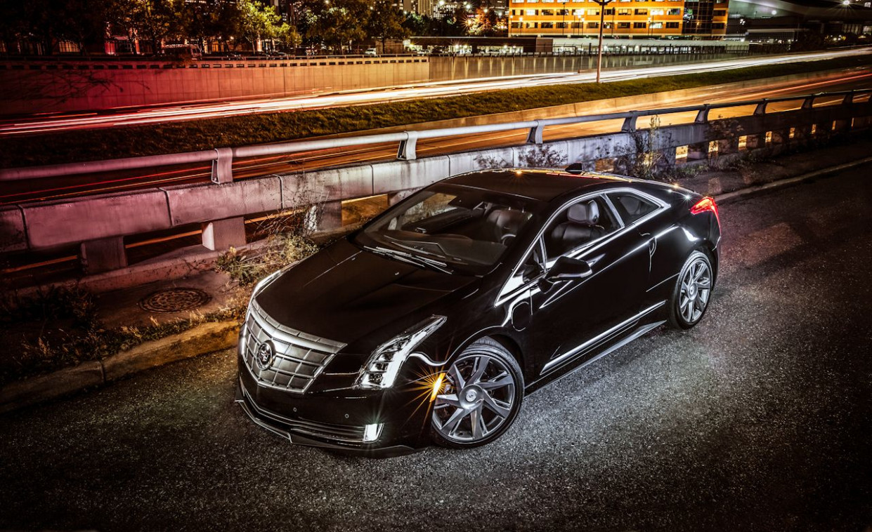 Release Date 2022 Cadillac ELR