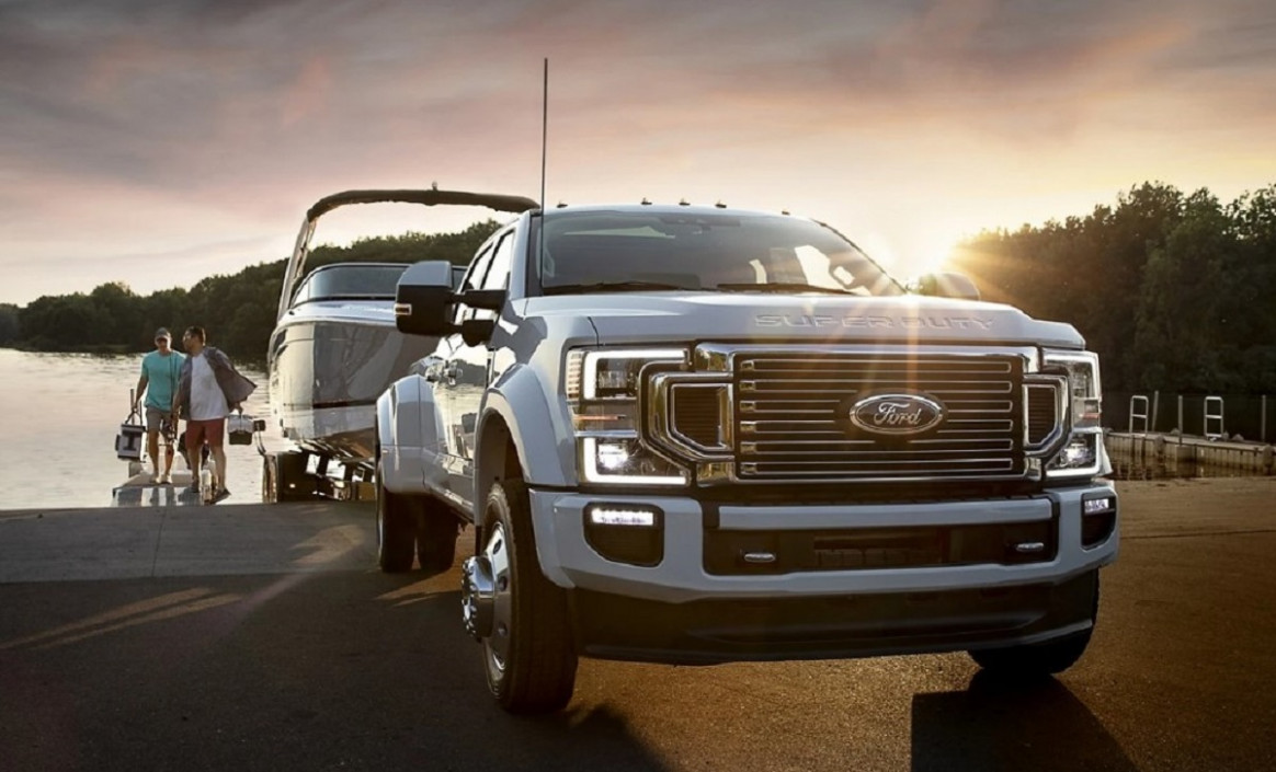 Specs and Review 2022 Ford F350 Super Duty