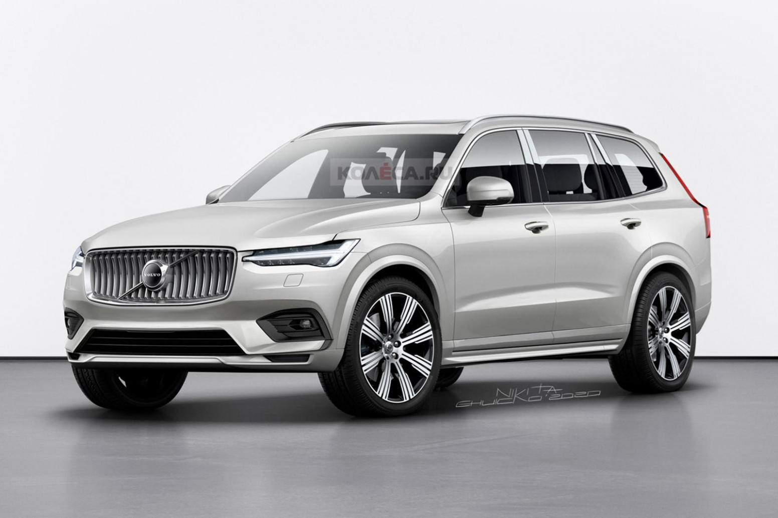 Redesign and Concept 2022 Gle Vs Volvo Xc90