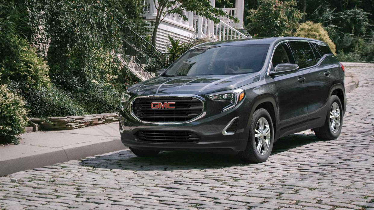 Pricing 2022 GMC Terrain