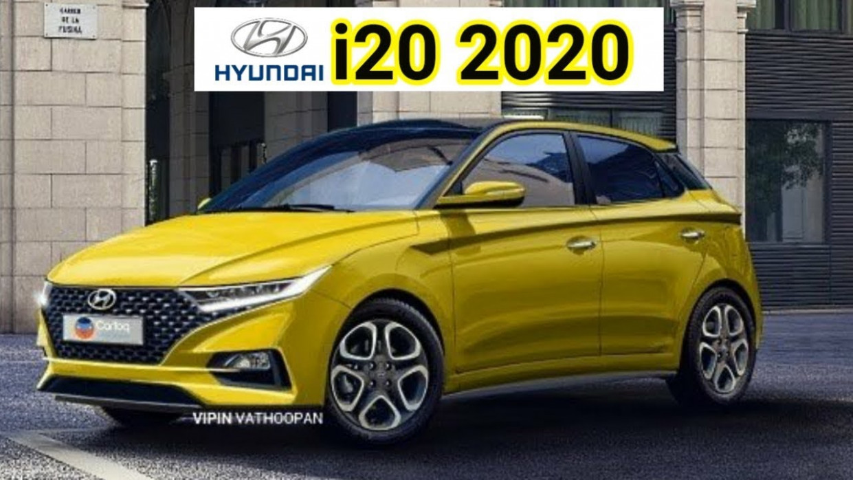Concept and Review 2022 Hyundai I20