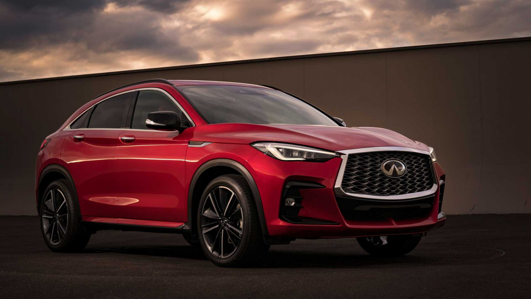 Redesign and Review 2022 Infiniti Q70 Spy Photos