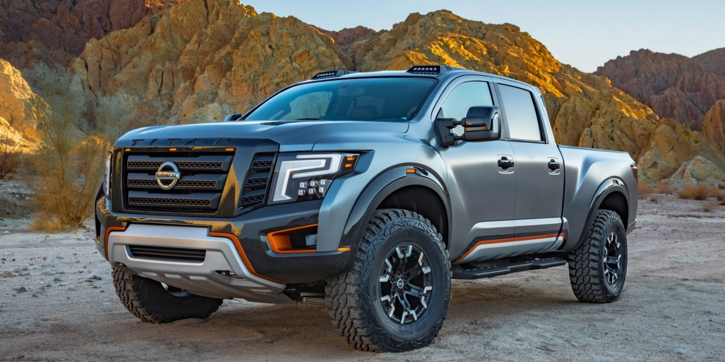 New Model and Performance 2022 Nissan Titan Diesel