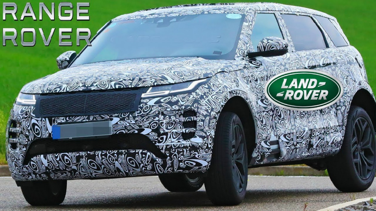 Spesification 2022 Range Rover Evoque