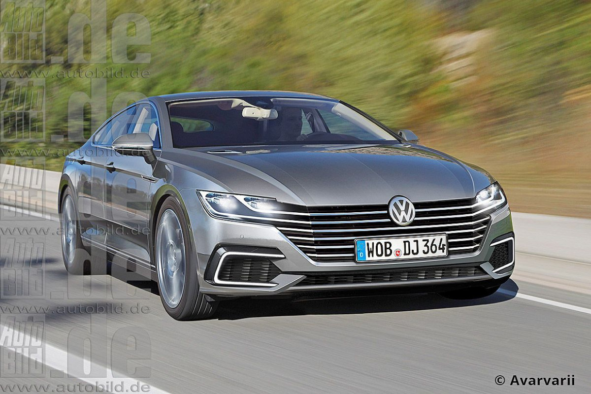 New Model and Performance 2022 The Next Generation VW Cc