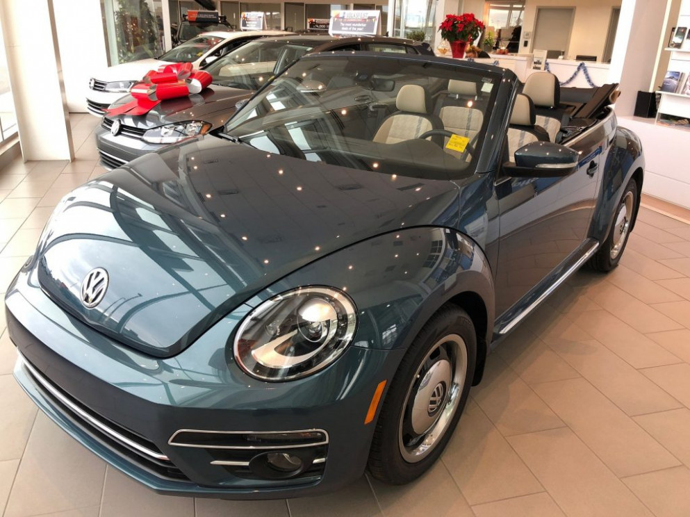 Redesign and Review 2022 Volkswagen Beetle Convertible