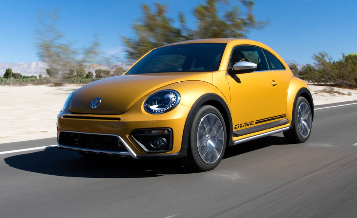 Review 2022 Vw Beetle Dune