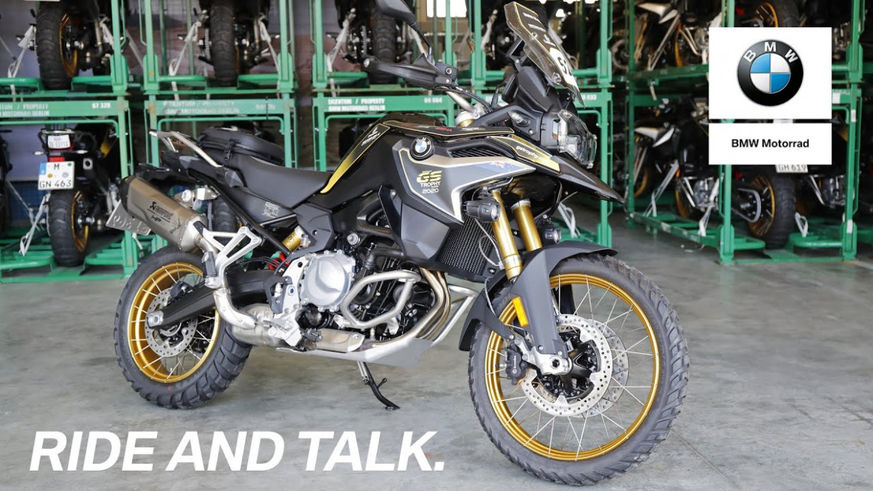 New Review BMW Gs Trophy 2022