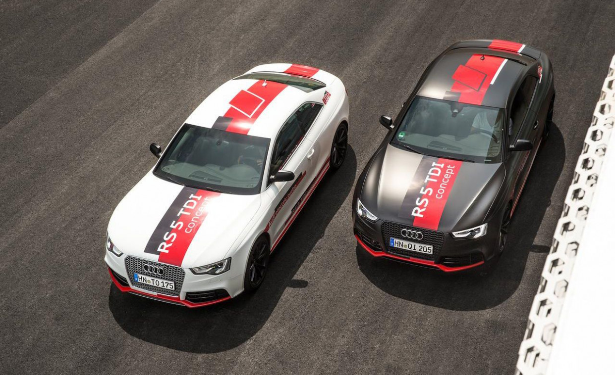 Concept and Review 2022 Audi Rs5 Tdi