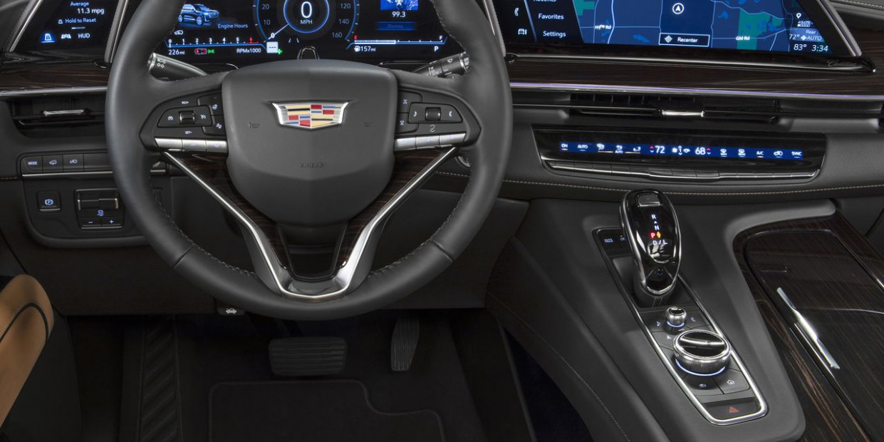 Redesign and Review 2022 Cadillac Ext