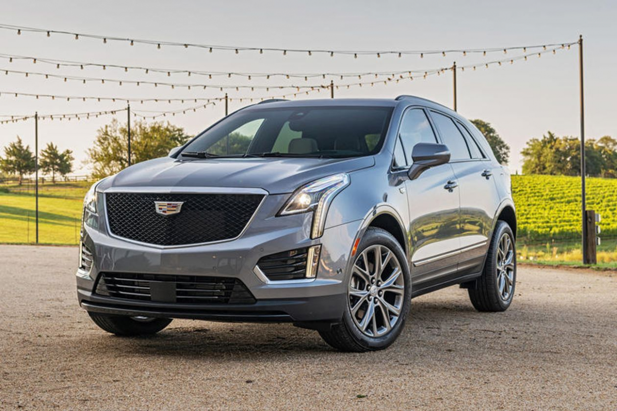 Release Date 2022 Cadillac Xt5 Release Date