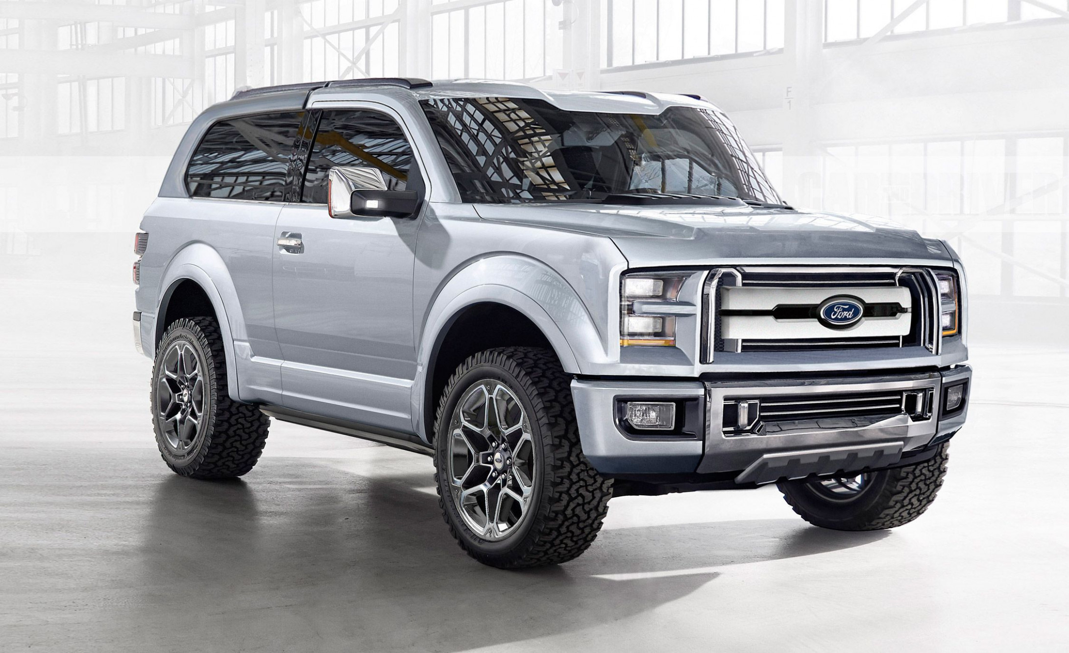Photos 2022 Ford Bronco