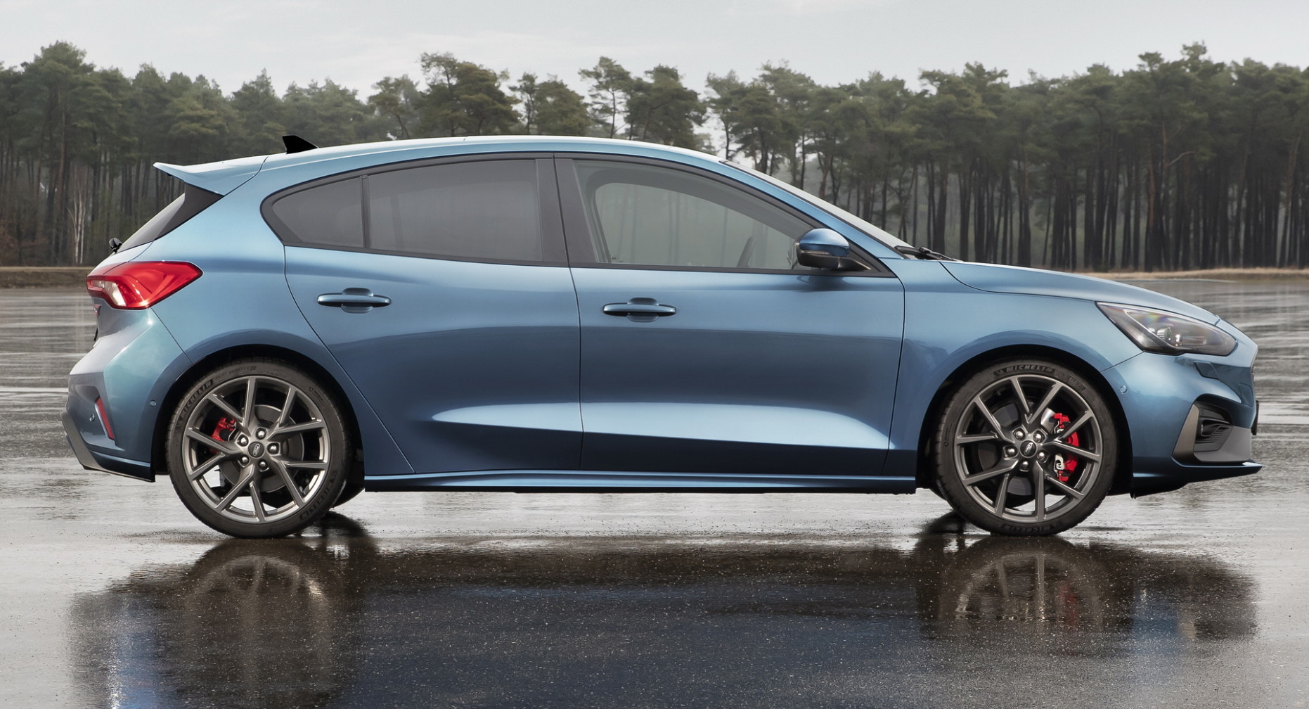 History 2022 Ford Focus RS