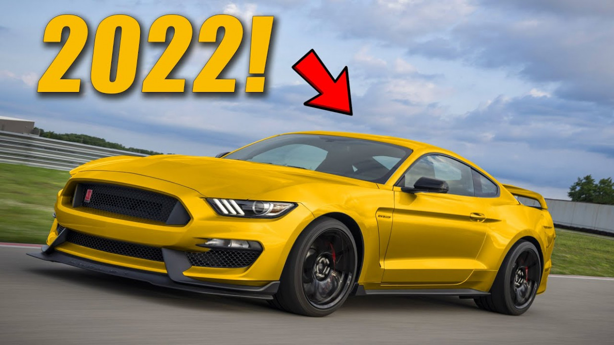 Exterior and Interior 2022 Ford Mustangand